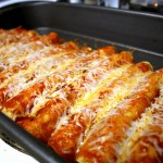 Super Easy Enchiladas