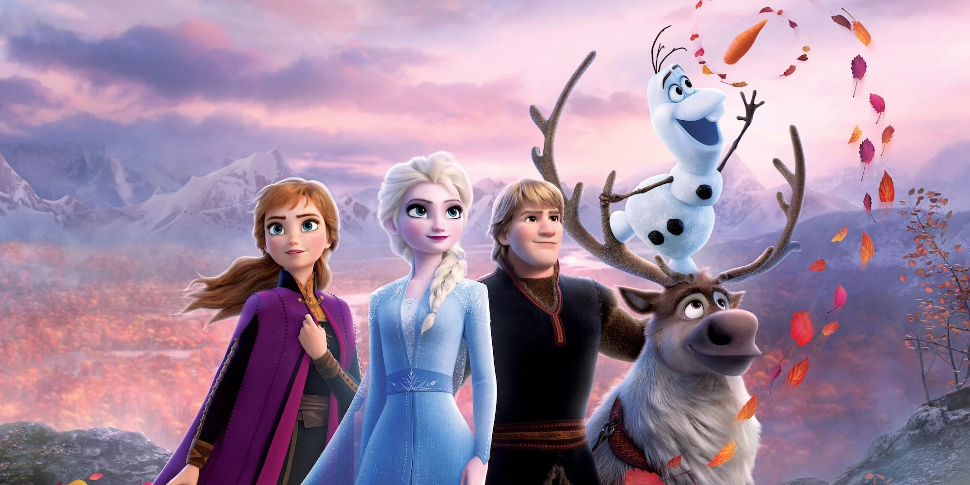 Frozen 2, don't take the boys! – Wyoming Parent